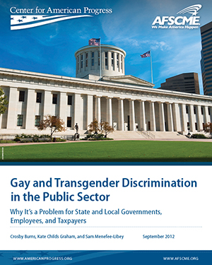 Gay and Transgender Discrimination in the Public Sector