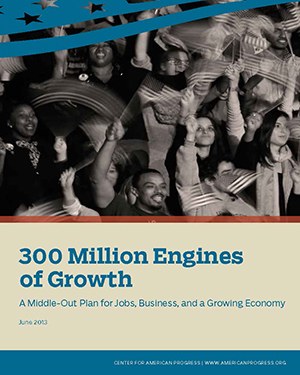 CAP report - 300M engines of growth
