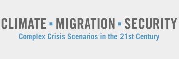Climate Migration Security Logo