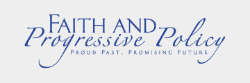 Faith and Progressive Policy