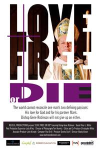 Love Free or Die movie poster