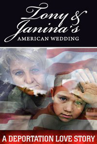 Tony and Janina's American Wedding movie poster